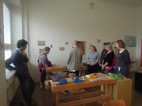 Photo: Exkurze studentů Pedagogické fakulty s doktorkou Lucií Procházkovou