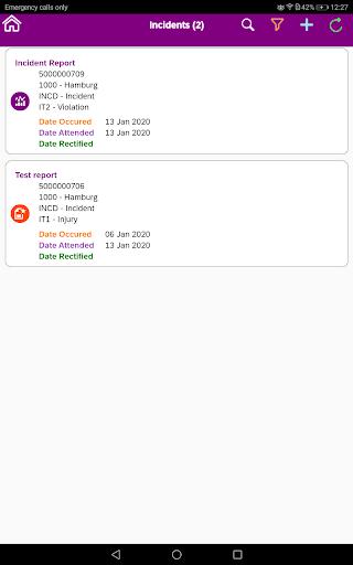 SafetyPro screenshot 2