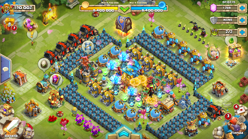 Castle Clash: Epic Empire ES  screenshots 22