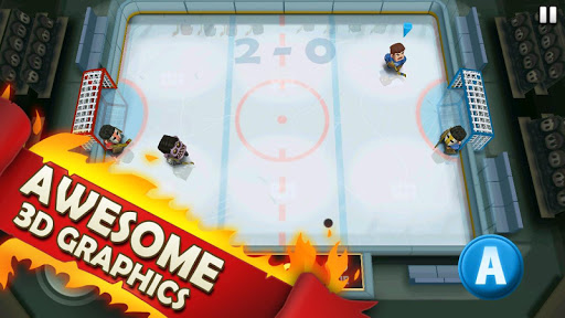 Ice Rage: Hockey Multiplayer Free - screenshot