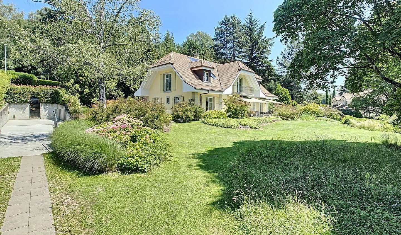 Maison Jouxtens-Mézery