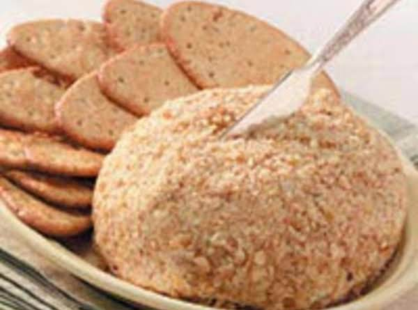 Party Time Tropical Cheese Ball Recipe