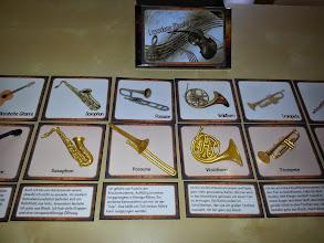 Photo: Lesedose Musikinstrumente -> Endlich Pause
