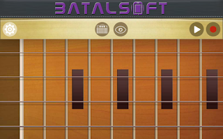 Screenshot of Bass Guitar Solo