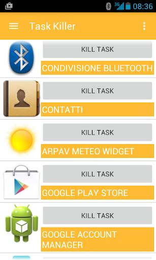 Easy Task Killer