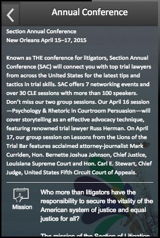 【免費教育App】Annual Conference-APP點子