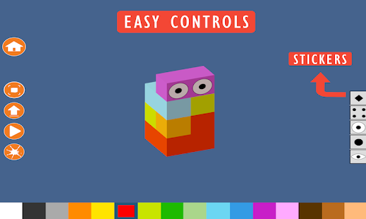 Blox 3D Junior- screenshot thumbnail