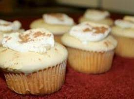 White Hot Chocolate Cupcakes Recipe