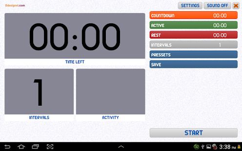 ProTimer -  Sync your workouts- screenshot thumbnail