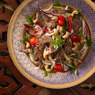 Cashew Beef Stir-Fry