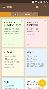 App Notes : Colorful Notepad Note,To Do,Reminder,Memo APK for Windows Phone