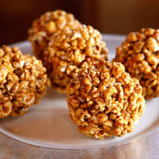 Popcorn Balls Without Marshmallows Recipes.