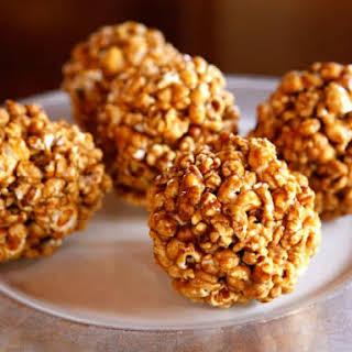 No Butter Popcorn Balls Recipes.