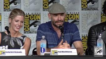 Arrow: 2016 Comic-Con Panel