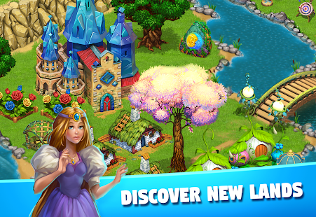 Fairy Kingdom: World of Magic and Farming Screenshot