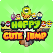 Happy Cute Jump