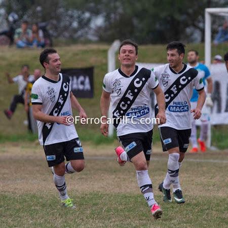 Ferro Carril 3 - Salto Uruguay 0: no perdemos en 8 de 10 (3a Fecha 2a Rueda 2017)