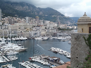 Photo: Wel iets verder weg: Monaco