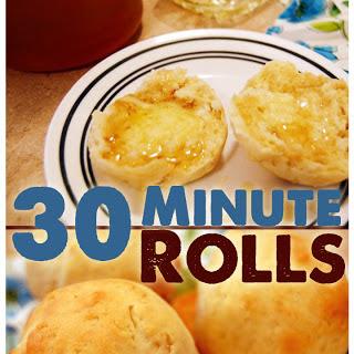 30 Minute Rolls.