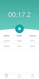 Download My Contraction Timer For PC Windows and Mac apk screenshot 2