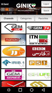 Giniko Persian TV - Apps on Google Play