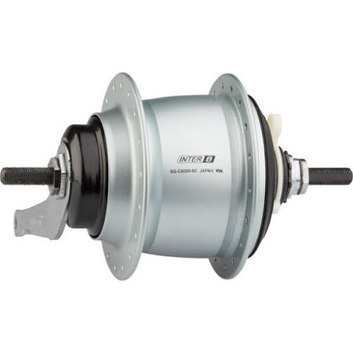 Shimano Nexus SG-C6000-8C 8-Speed w/Coaster Brake Rear Hub
