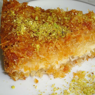 Turkish Kunefe (KüNefe) Recipe