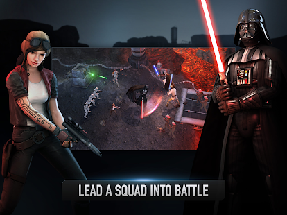 Star Wars: Force Arena screenshot 10
