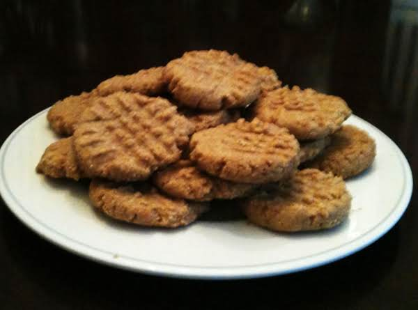 Low Carb/high Protein Peanut Butter Cookies