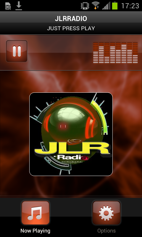 JLRRADIO- screenshot