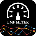 EMF detector and Emf meter icon