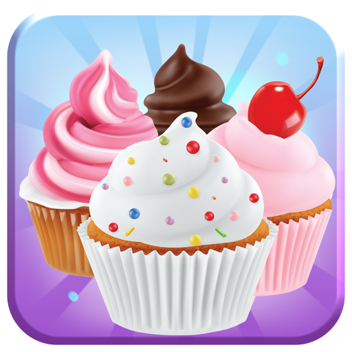 Cupcake Maker - Decorate Sweet Cakes 🍩