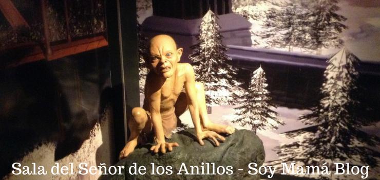 Museo de Cera en Veracruz con niños: Señor de los Anillos