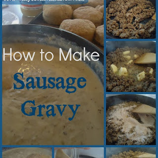 Homemade Sausage Gravy Recipe