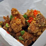 Yansuji (Taiwanese popcorn chicken)