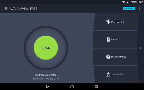 Tablet AntiVirus FREE 2017