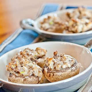 Simple Stuffed Mushrooms Recipes.