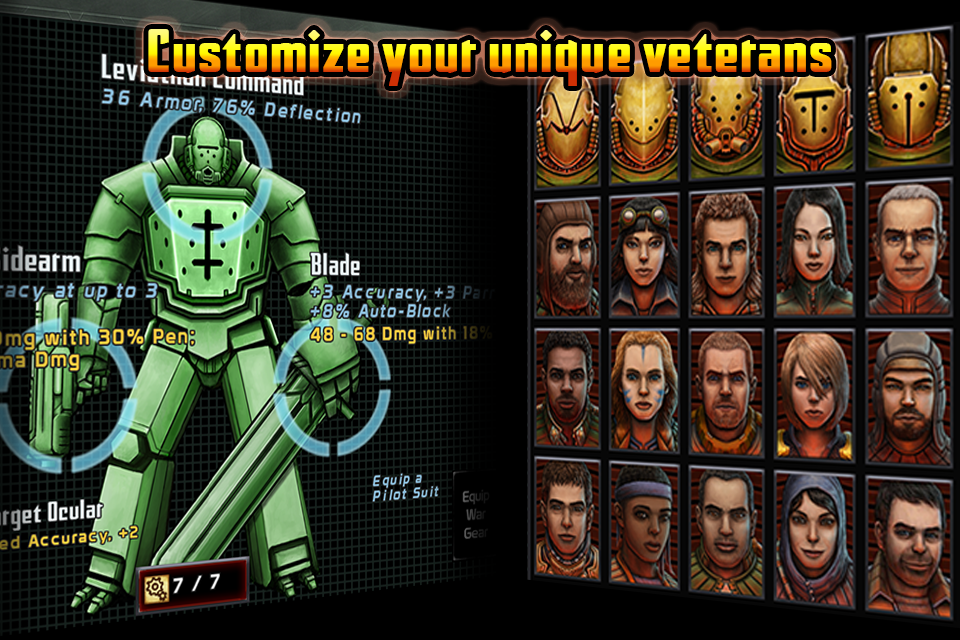 Templar Battleforce RPG- screenshot