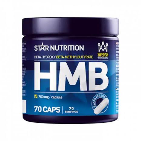 Star Nutrition HMB 750mg - 70 caps