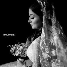 Wedding photographer Kamil Ismailov (kamilismailov). Photo of 22.05.2018