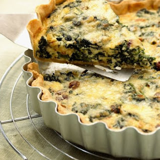 Spinach Pastry Tart