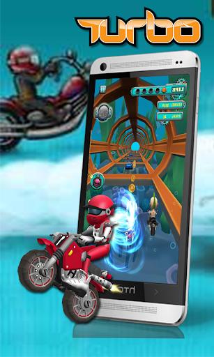 Turbo Kid Crazycle Racing