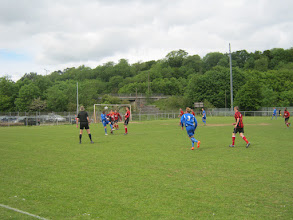 Photo: 14/05/11 v Goytre United (Welsh League Div 1) 3-2 - contributed by Justin Holmes
