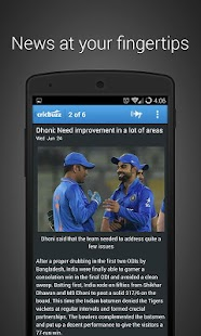 Cricbuzz Cricket Scores & News- screenshot thumbnail