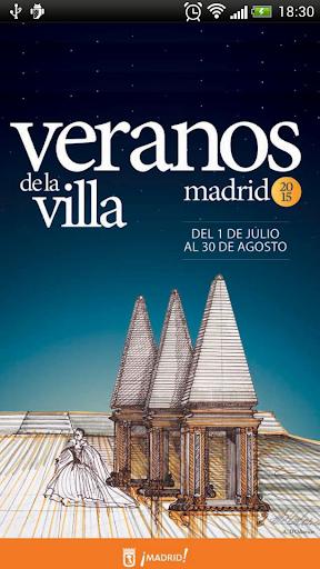 Veranos de la Villa Madrid