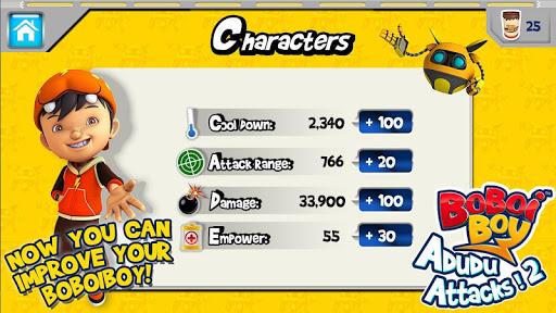 BoBoiBoy: Adudu Attacks! 2  screenshots 13