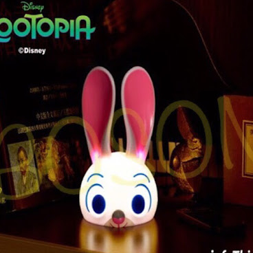 Zootopia Judy Led Light