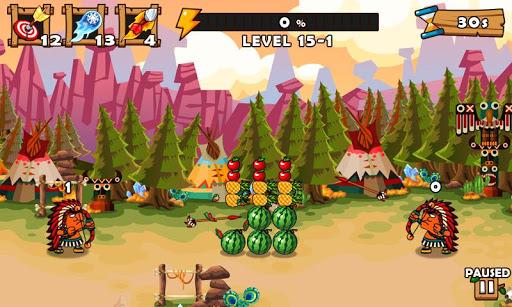 Fruit Shoot Archers screenshot 4