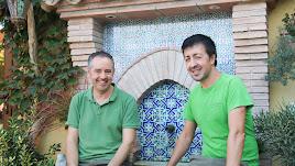 Carlos Collado y Manuel Sánchez