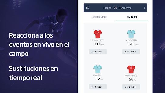 FOOSIO – Mánager de fútbol en vivo 3